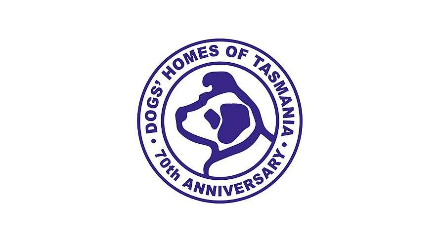 Dog's Homes of Tasmania Logo